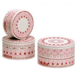 Christmas Cake Storage Tins Uk