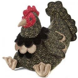 Doorstops draft excluders shabby chic - Chicken doorstops ...