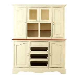 Bramley Cream Large Kitchen Dresser Painted Dresser
